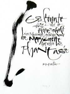 Rilke citaat